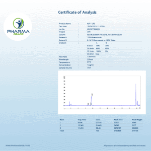 IGF-1 LR3 Peptide Vial