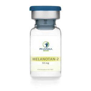Melanotan 2 Peptide Vial