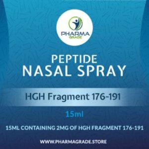HGH Fragment 176-191 Nasal Spray