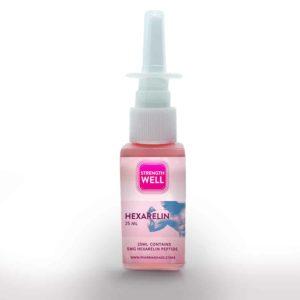 Strength Wellbeing Nasal Spray